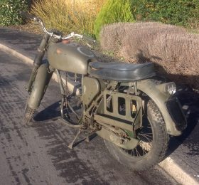 Classic Motor Bikes