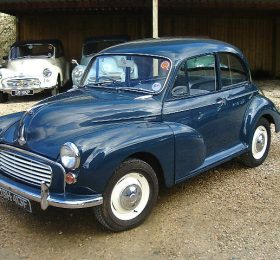 Rover Group Blue