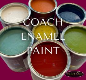 Coach Enamel Paint