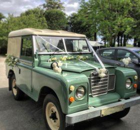 Land Rover Green