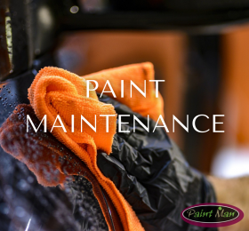 Paint Maintenance -Waxes, Polishes and Cleaning