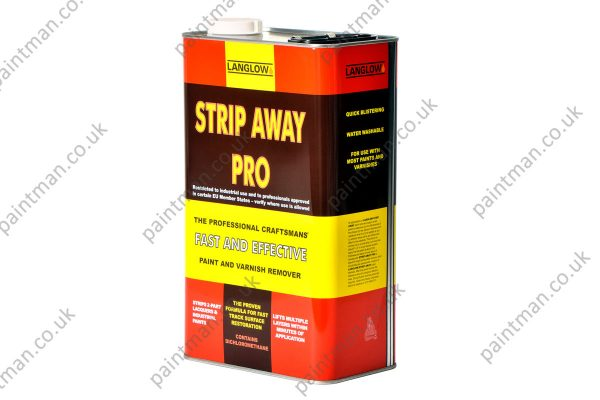 Paint Stripper - Strip Away Pro