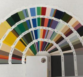 British Standard Paint Colours
