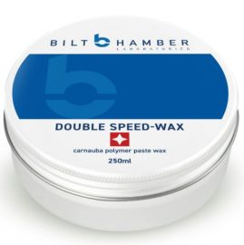 Double Speed wax